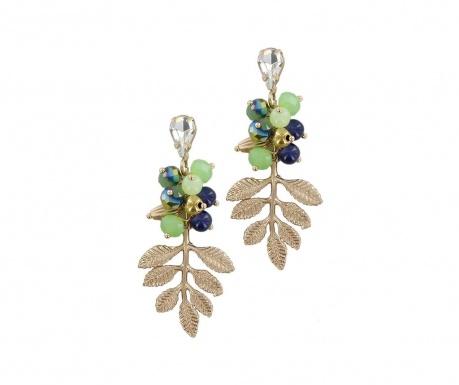 Fruitis Green & Blue Fülbevaló