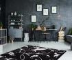 Tepih My Black and White Nero 160x230 cm