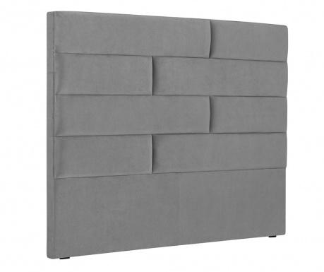 Tablie de pat Bratford Light Grey 140 cm