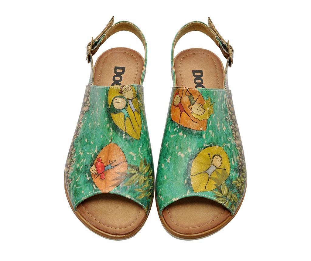 Sandale dama Hanging On Leaves 40
