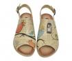 Sandale dama Ugly Bird 36