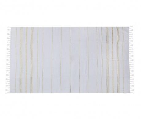 Πετσέτα παραλίας Sultan Gold 100x180 cm