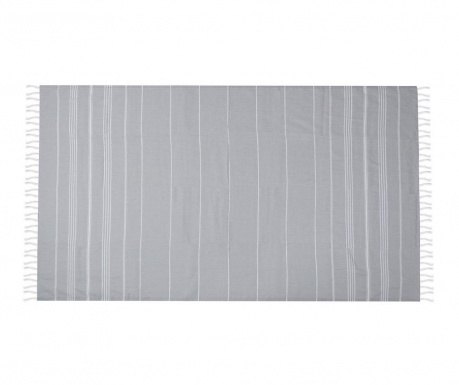 Plážová osuška Sultan Grey 100x180 cm