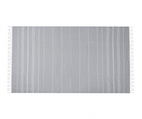 Plážový uterák Sultan Grey 100x180 cm