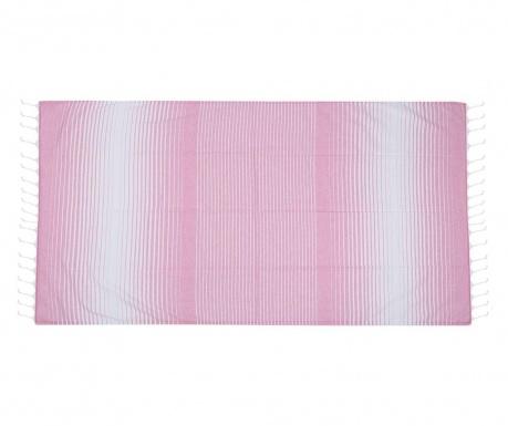 Prosop de plaja Fouta Gok Pink 100x180 cm