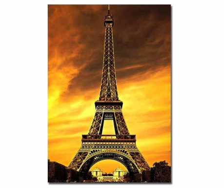 Obraz Paris Yellow Sky 70x100 cm