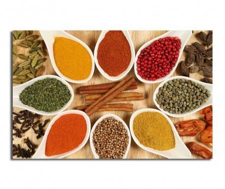 Sun Spices Kép 45x70 cm