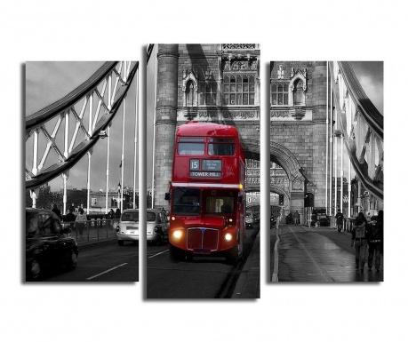 Set 3 tablouri London