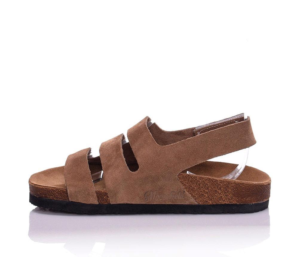 Sandale dama Odele Extra Light Brown 42
