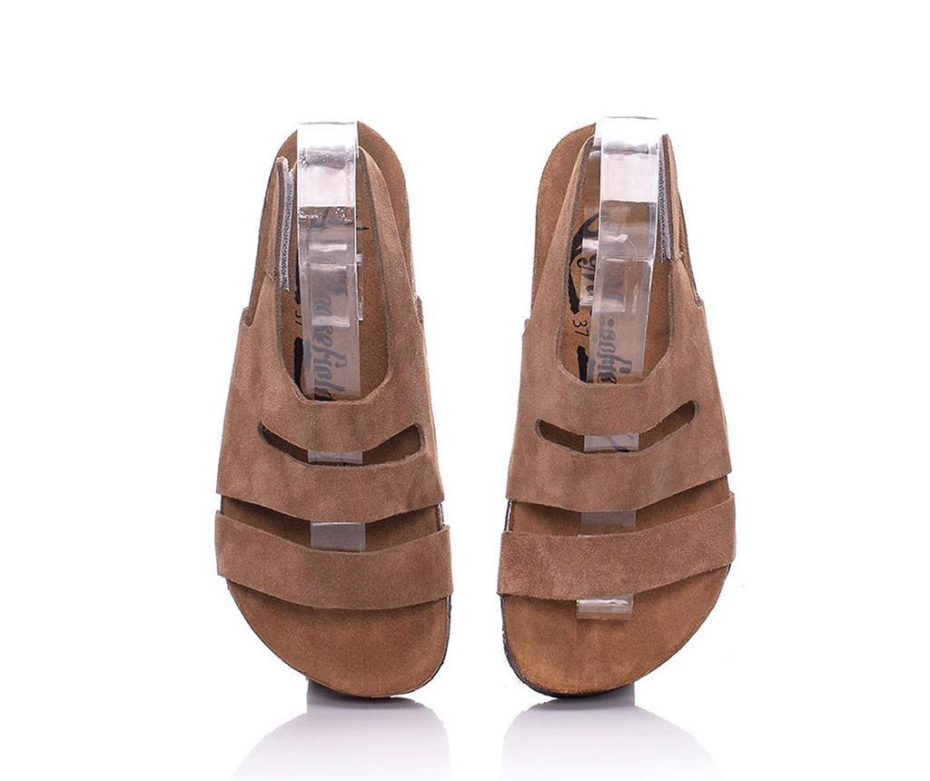 Sandale dama Odele Extra Light Brown 40
