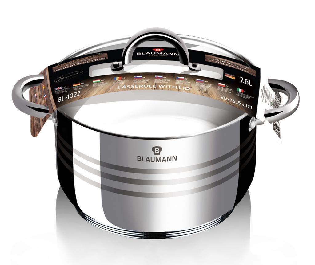 Posuda za kuhanje s poklopcem Gourmet 7.6 L