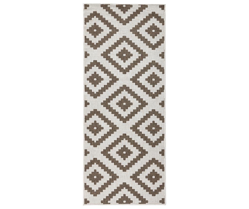 Reverzibilni tepih Malta 80x350 cm