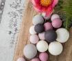 Ghirlanda luminoasa Premium Velvet Pinks 264 cm