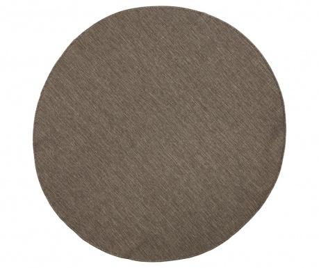 Venkovní koberec Twin Miami Brown Cream