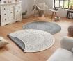 Twin Porto Grey Cream Kültéri szőnyeg 140 cm