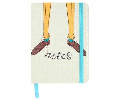 Notes Brogues A6