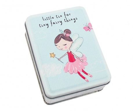 Tiny Fairy Things Doboz fedővel