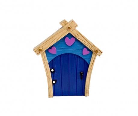 Fairy Door Hearts Dísztárgy