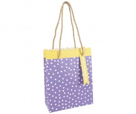 Poklon vrećica Scallop Purple