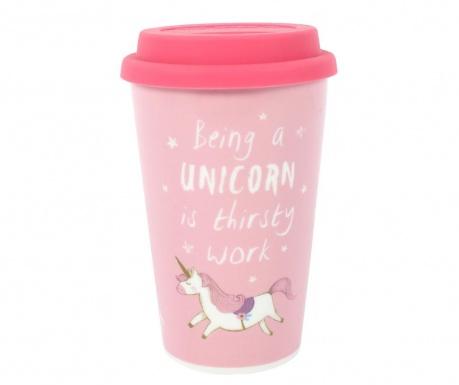 Чаша за пътуване Being a Unicorn 350 мл