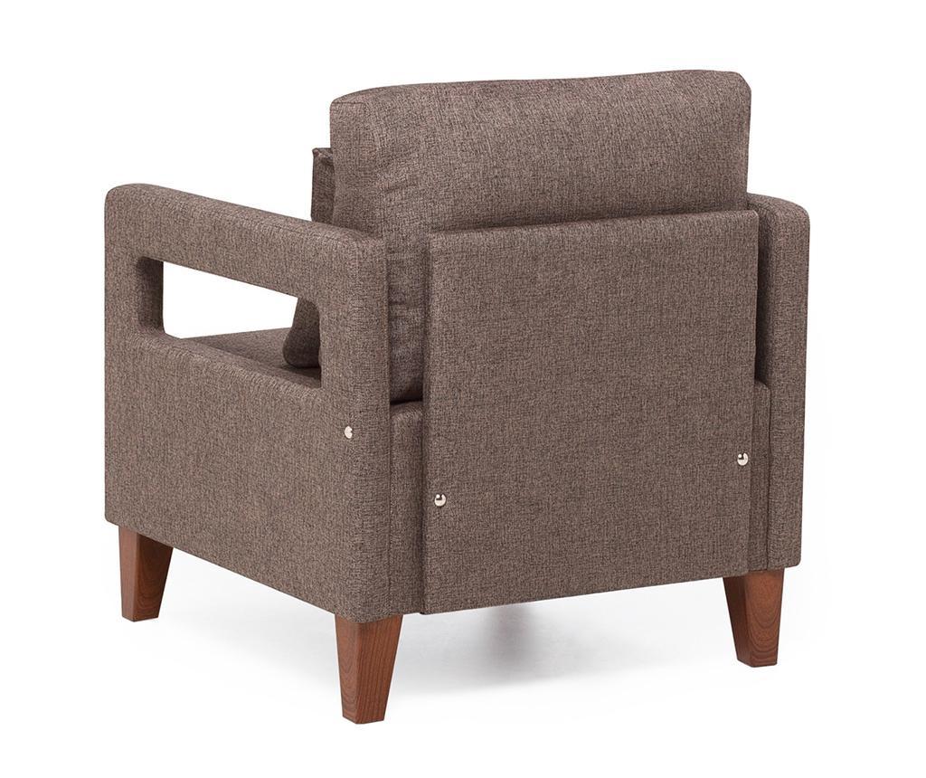 Fotelja Comfort Brown