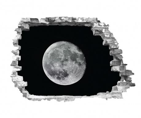 Samolepka 3D La Lune