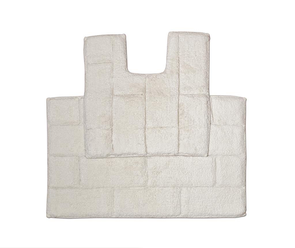Quiana Cream Fürdőszobai kilépő és szőnyeg