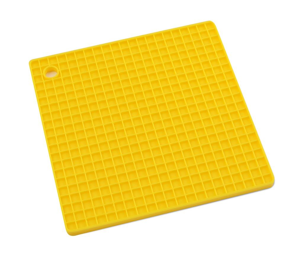 Подложка за горещи съдове Garnek Yellow