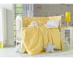 Fata de perna Barna Yellow 35x35 cm