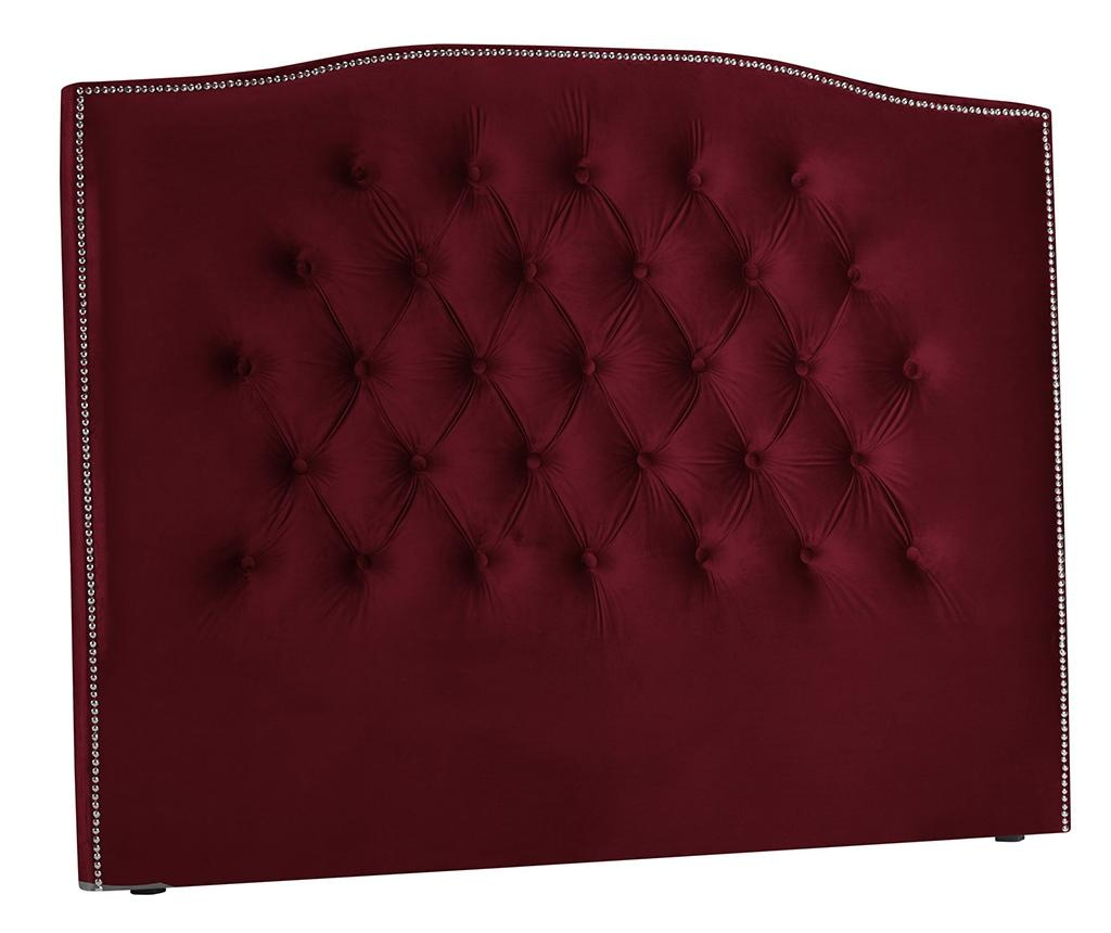 Tablie de pat Cloves Red Wine 140 cm