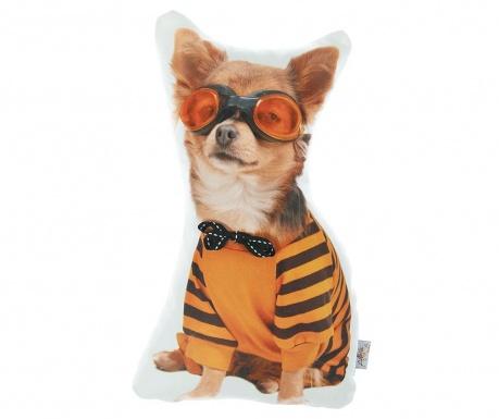 Perna decorativa Dog Emmett 25x41 cm