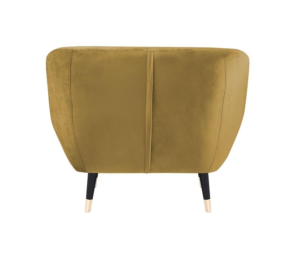 Benito Gold Black Fotel