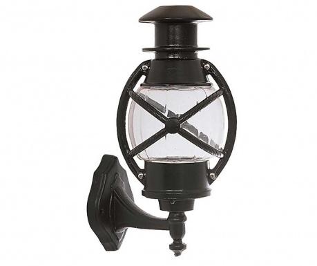 Zidna svjetiljka za vanjski prostor Hisako Black