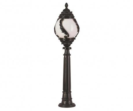 Lampadar pentru exterior Larissa Black