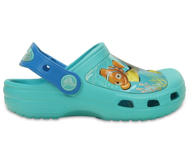 Otroške cokle Crocs Find Dory 32-33