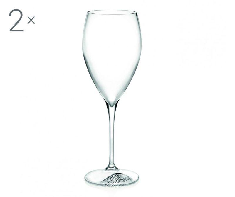 Sada 2 sklenic na červené víno The Only One 410 ml