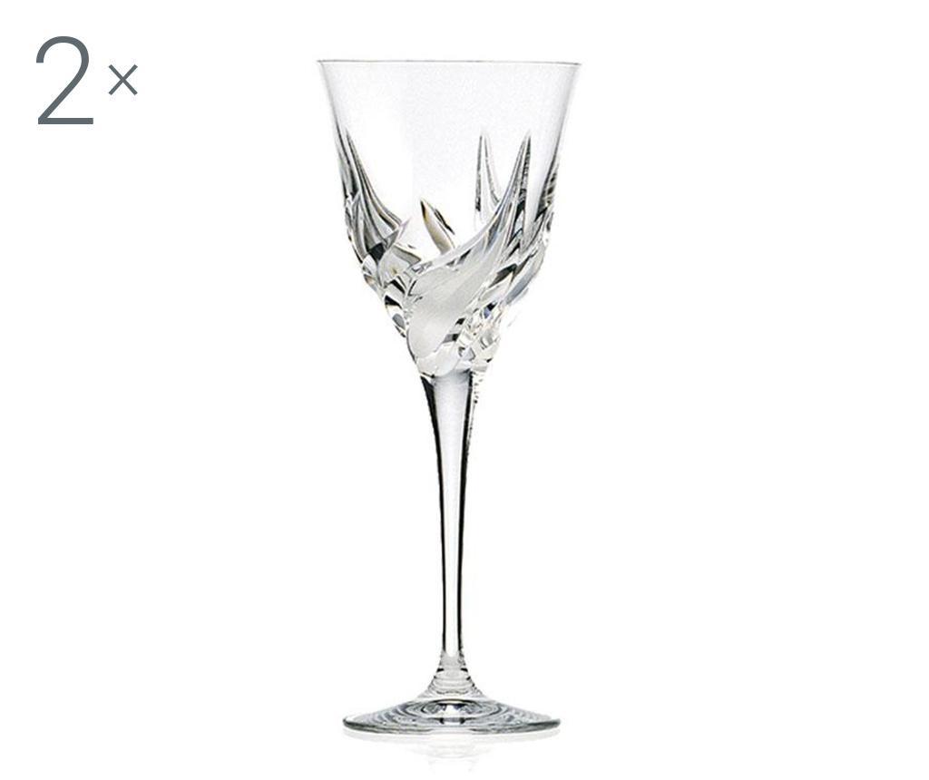 Sada 2 sklenic na červené víno Cetona 280 ml