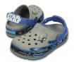 Otroške cokle Crocs Lights Star Wars 25-26