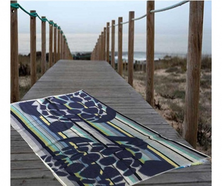 Plážový uterák Turtle 70x140 cm