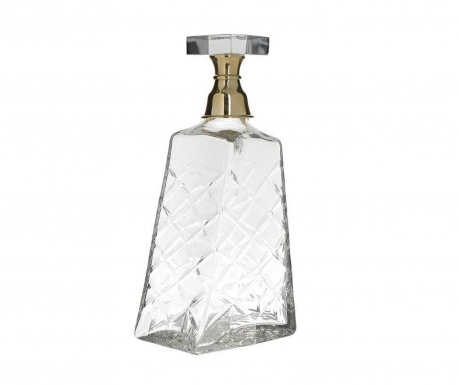 Steklenica z zamaškom Iyanna