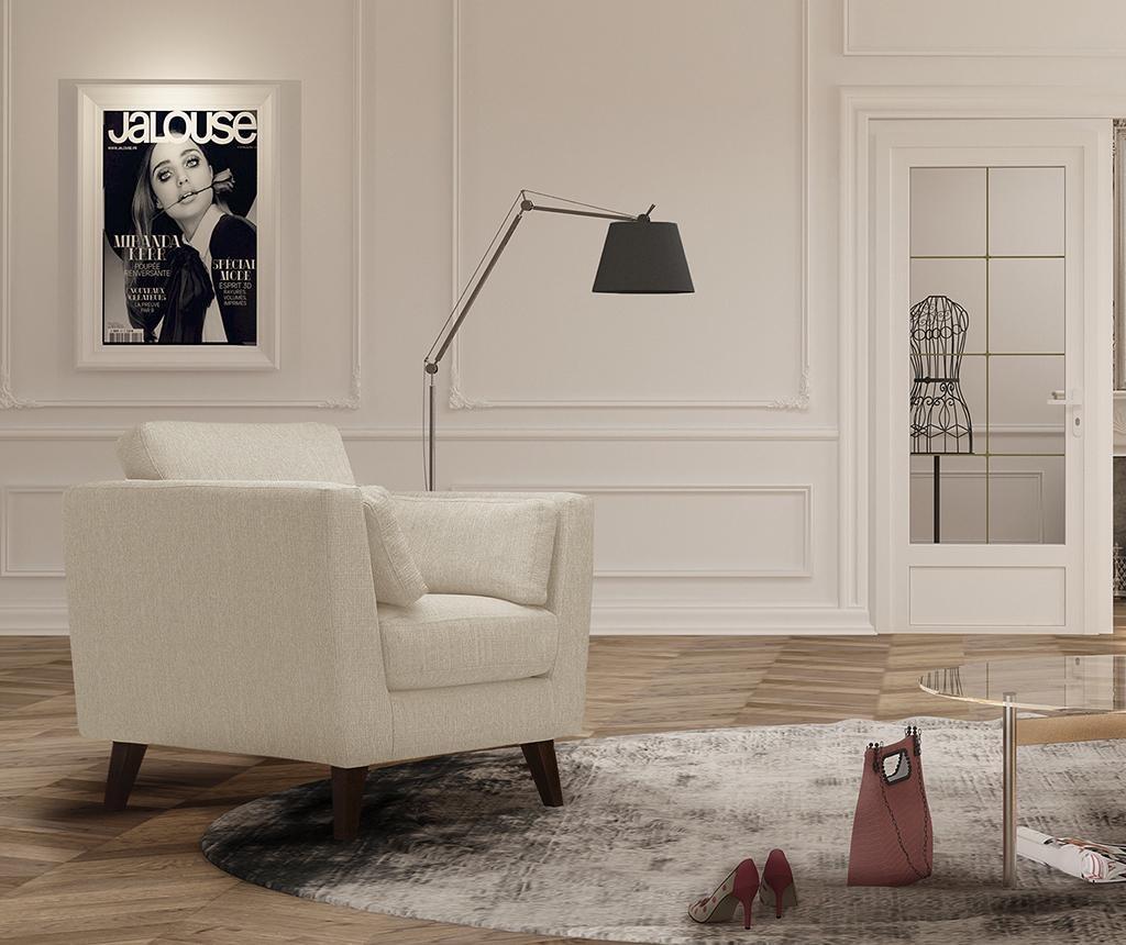 Fotoliu Elisa Cream
