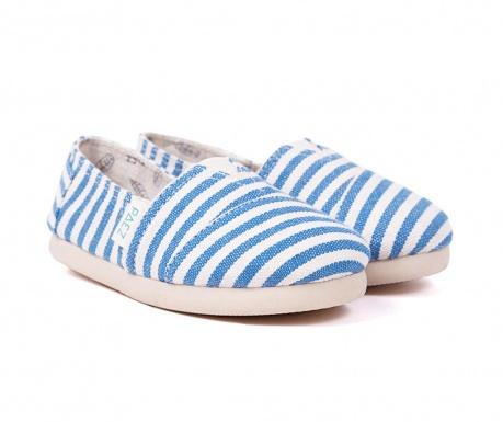 Original Surfy Argentina Blue Gyerek espadrille cipő 34