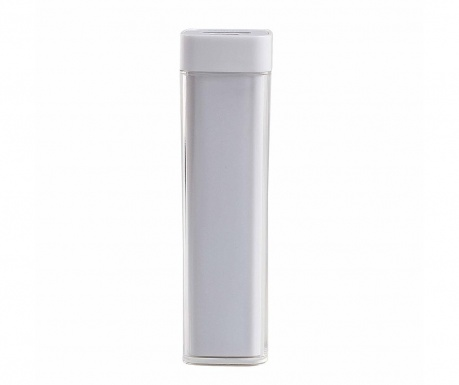 Externí baterie Alpha White