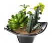 Set 2 plante artificiale in ghiveci Karina