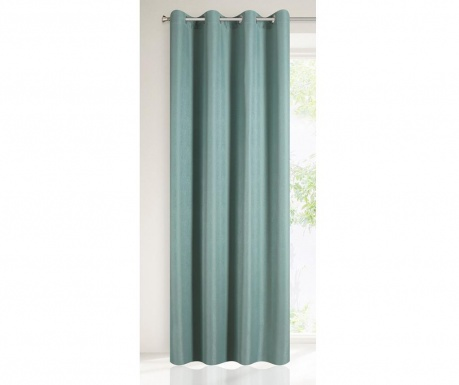 Draperie Charlie Turquoise 140x250 cm