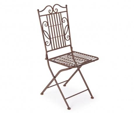 Składane krzesło ogrodowe Melanie Brown