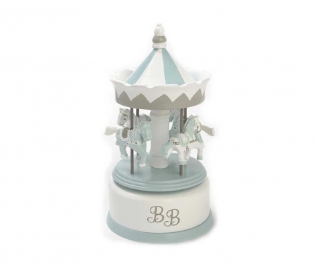Decoratiune muzicala Baby Boy Blue