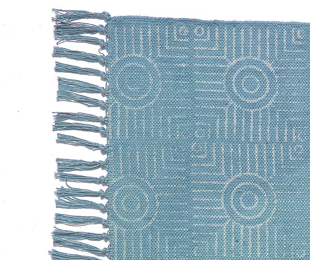 Covor Yantra Light Blue 115x195 cm