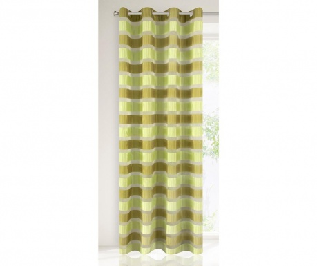 Victoria Green Sötétítő 140x250 cm