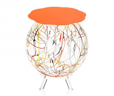 Boolino Ace Orange Dohányzóasztal